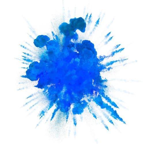 Neon Pigment Powder - Blue Lobster