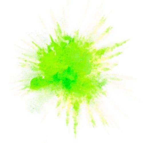 Neon Pigment Powder - Little Green Man