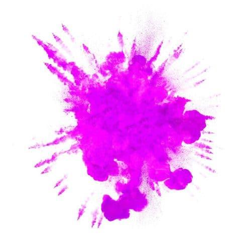 Neon Pigment Powder - Mardi Gras