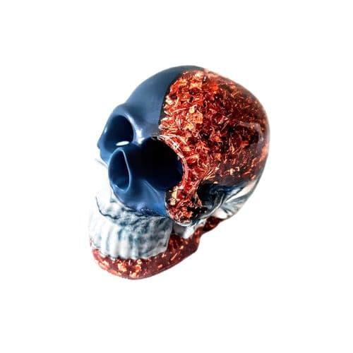 Ornamental Silicone Skull Mould