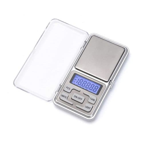 Pocket Digital Scales: 0.01-300g