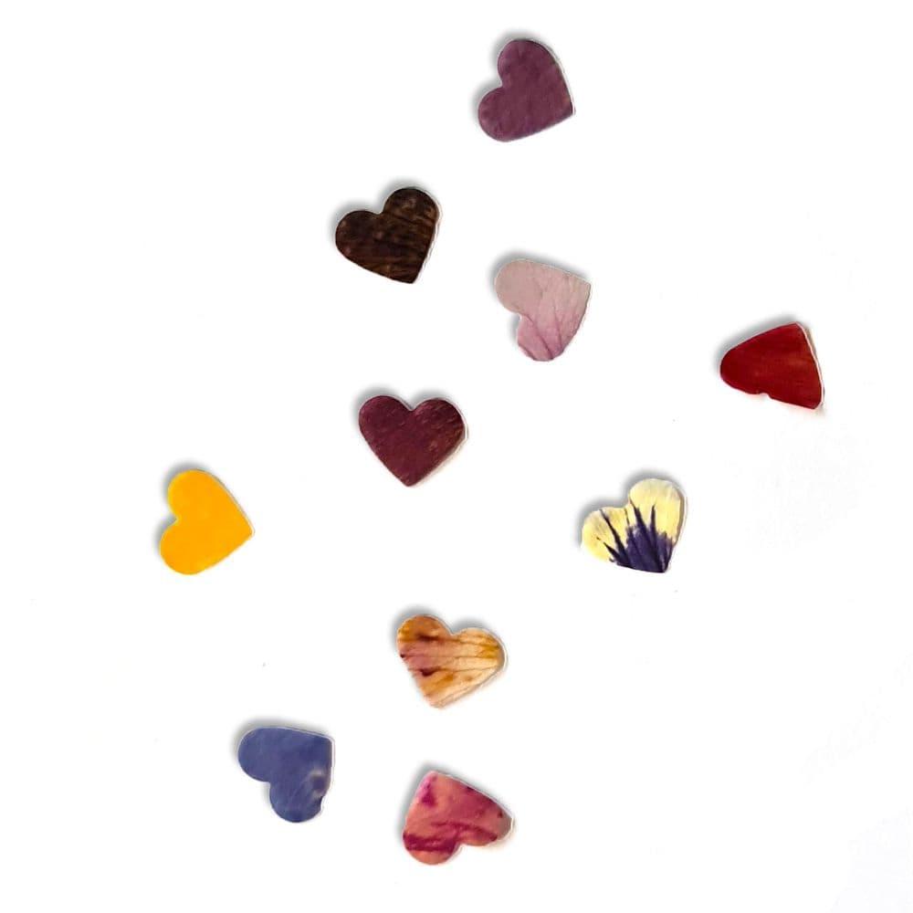 Pretty Petal Cut-Outs - Hearts