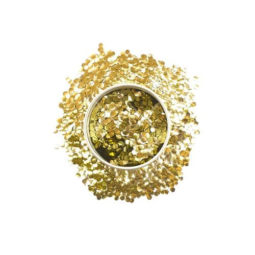 Really Chunky Eco-Glitter Ultimate Gold