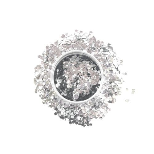 Really Chunky Eco-Glitter Ultimate Silver