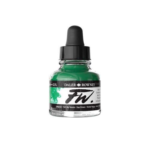 Sap Green FW Artists' Acrylic Ink