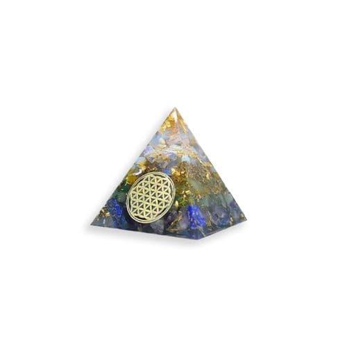 Silicone Pyramid Orgonite Mould