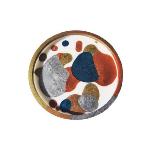 Simply Circular Tray Mould for JESMONITE & Resin