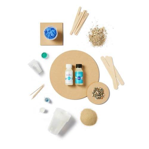 The Original Beachcomber: Resin Art Starter Kit