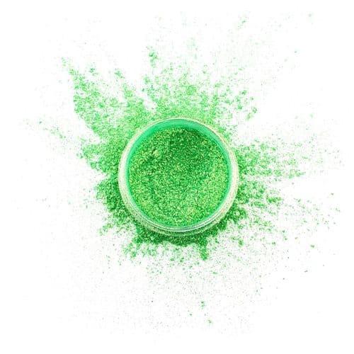 Ultrafine Eco-Glitter Green