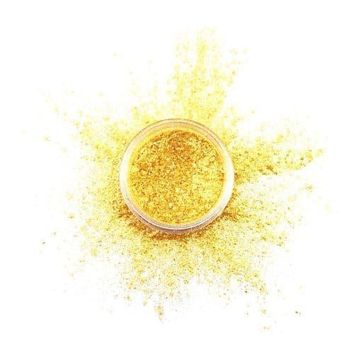 Ultrafine Eco-Glitter Pale Gold