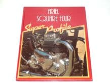 Ariel Square Four Super Profile (Harper 1984)