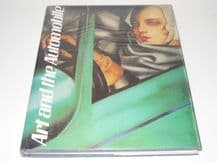 ART AND THE AUTOMOBILE (Tubbs 1978) Alternative Jacket design