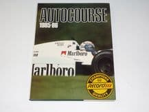 AUTOCOURSE 1985-86  SIGNED by MANSELL
