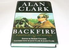 BACKFIRE - A PASSION FOR CARS AND MOTORING (Alan Clark 2001)