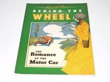 Behind the Wheel - The Romance Of The Motor Car (Burgess 2000)