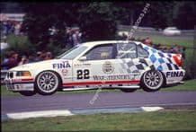 BMW 318i Jo Winklehock Oulton Park BTCC 1993 photo