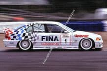 BMW 318i Jo Winklehock Silverstone BTCC 1994 photo
