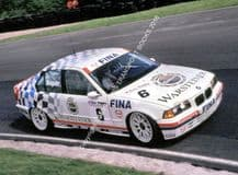 BMW 318i Steve Soper Oulton Park BTCC 1993 photo