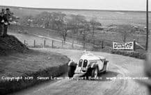 BMW 319. Photo of   J Eliot Playfair . Bo'Ness Hillclimb 1938