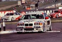 BMW 320 David Brabham BTCC Donington 1995