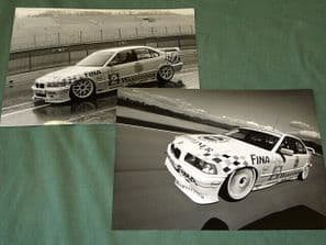 BMW 320 Supertouring DTC