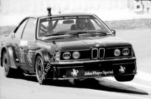 BMW 635 Jim Richards Bathurst James Hardie 1000 1983