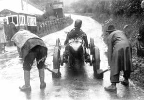 Bolster Special. Richard Bolster. Shelsley Walsh Hillclimb 1936