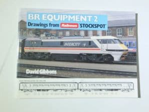 BR EQUIPMENT 2. Drawings From RAILNEWS 'Stockspot' (Gibbons 1990)