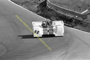BRM P154  George Eaton  Mosport CAN AM 1970
