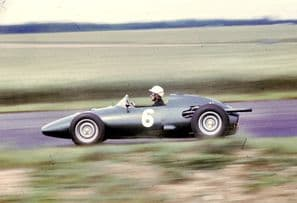 BRM P48 Jo Bonnier British GP 1960