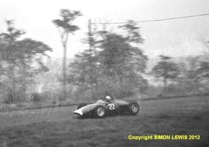 BRM P48 Tony Marsh  1961 Oulton Gold Cup.