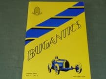 Bugantics Vol.72 No.2  (Summer 2009)