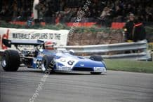 Chevron B25 F2 Dave Morgan Thruxton 1972 action photo.