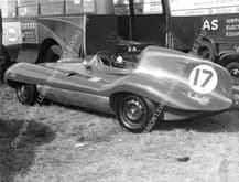 CONNAUGHT B Type Streamliner L Marr Oulton Gold Cup 55
