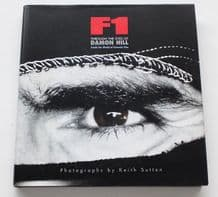 F1 THROUGH THE EYES OF DAMON HILL - INSIDE THE WORLD OF FORMULA ONE. (1998)