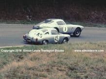 FERRARI 250 GT SWB Mairesse/Bianchi & Abarth 700  Siedel/Pinroth. photo 1961 Monthlery 1000kms