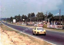 FERRARI 250 GT SWB NART Arents/Conell Le Mans 1960 (Tail) Photo