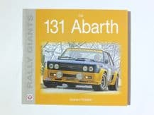 FIAT 131 ABARTH   (RALLY GIANTS)  (Robson 2008)