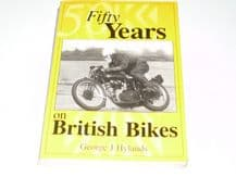 Fifty Years on British Bikes (Hylands 1997)
