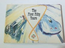 FIRST FIFTY YEARS : THE (Castrol 1959)