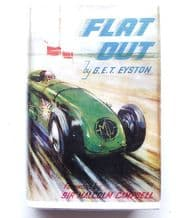 FLAT OUT. George Eyston. 1933