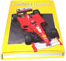 Formula 1 Yearbook 2000-2001 (Pascal Dro)