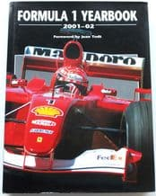 Formula 1 Yearbook 2001-2002 (Pascal Dro)