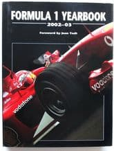 Formula 1 Yearbook 2002-2003 (Pascal Dro)