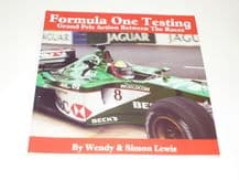 FORMULA ONE TESTING - Grand Prix Action Between The Races. Lewis (2000)