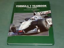 Formula One Yearbook 1999-2000 . Pascal Dro (b)