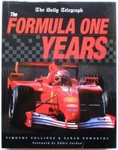 FORMULA ONE YEARS : THE  - DAILY TELEGRAPH (Collings & Edworthy 2002)