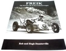 FREIK - The Private Life of the Freikaiserwagen (Dunsterville 2009 2nd ed)