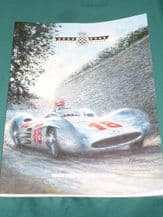 GOODWOOD FESTIVAL OF SPEED 1998   programme
