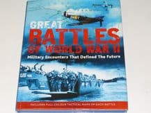 Great Battles Of World War II. Military Encounters That Defined the Future (Mann 2008)